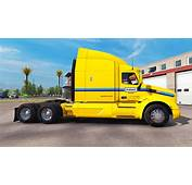 Skin Penske Truck Rental Peterbilt For American
