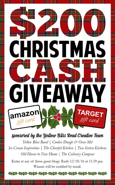 Christmas Money Giveaway - women s stocking stuffer guide plus 200 gift card