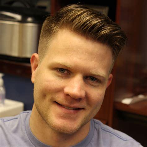 Pompadour Haircut Mens | patricks pompadour