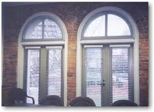 Arched Windows Pictures Blind Alley Specialty Window Treatments Portfolio