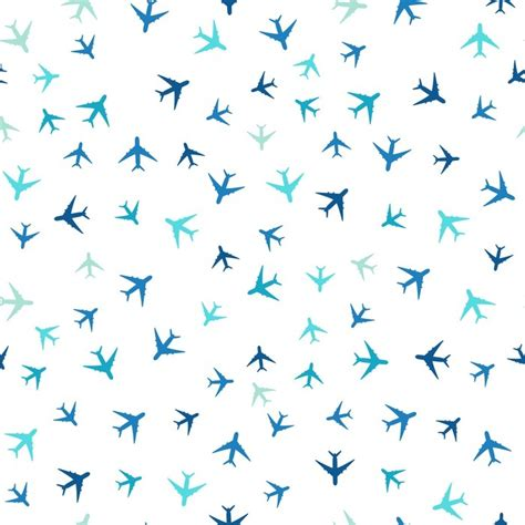 pattern plane video travel around the world airplane routes seamless pattern
