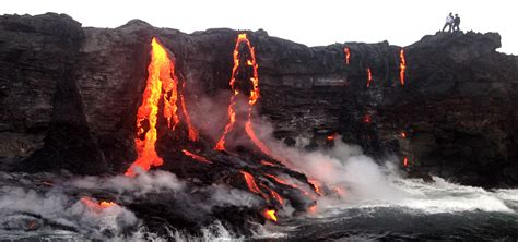 hawaii lava boat tours volcano lava boat tours big island lava tours hawaii volcano tours