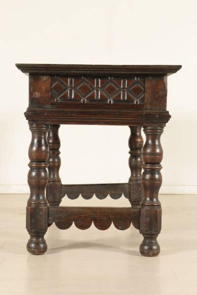 tavolo con cassetti tavolo con cassetti scrivanie e scrittoi antiquariato