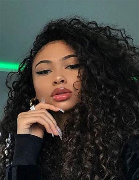 curly bangs on 3b hair type verschiedene arten von locken lockiges haar art guide