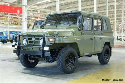 Jeep Bj2020 by Vehiculos Militares Chinos De Alta Movilidad Parte 1