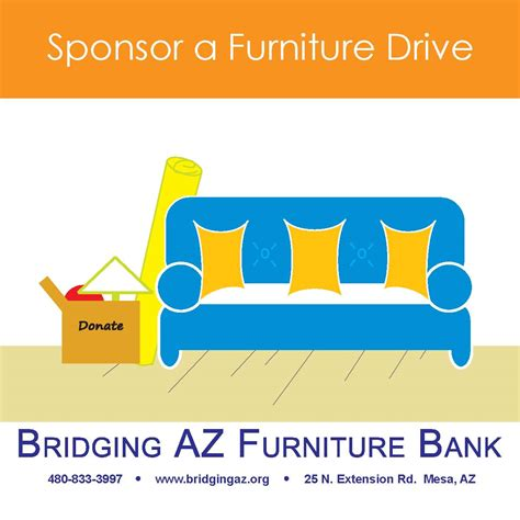 hospital bed donation pick up donate furniture or products bridging az