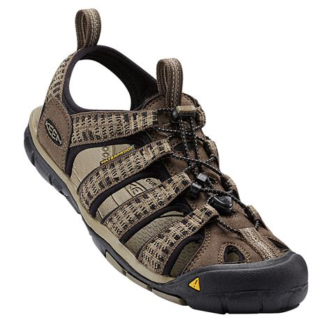 waterproof hiking sandals keen clearwater cnx mens brown waterproof walking hiking