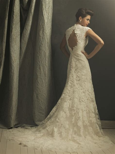 vintage wedding dresses for the fashion conscious
