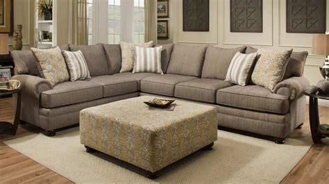 chelsea sectional sofa chelsea home cannon sectional sofa set essence pewter