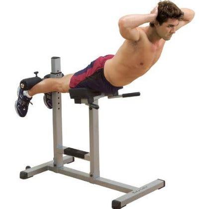 How To Do Roman Chair Exercises   Various Types Of Roman
