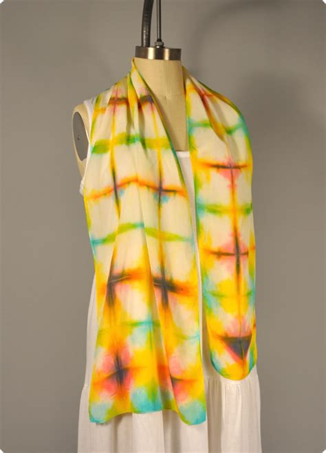 shibori fling colorhue scarves a dharma featured
