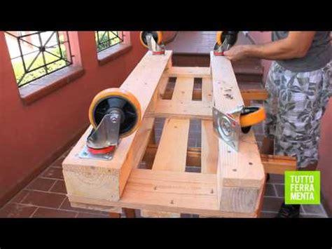 divanetto fai da te pallet faidate come costruire un divanetto in legno di