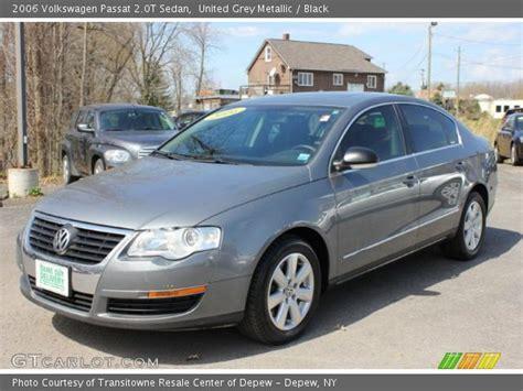 2006 volkswagen passat interior united grey metallic 2006 volkswagen passat 2 0t sedan