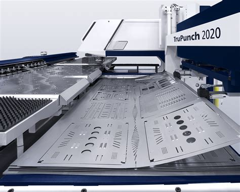 2013 State Of The Industry Rolf Biekert Trumpf Metal Fabricating Equipment Storage And Processing