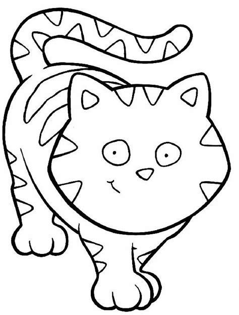 imagenes animales para pintar fichas de animales para pintar gatos colorear y pintar
