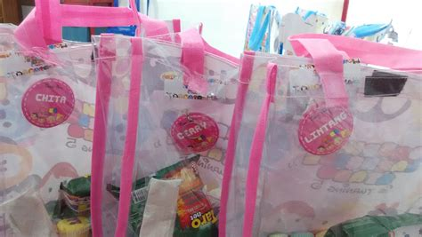 Tag Koper Tsum Tsum Luggage Tag Gantungan Nama Sa213 ataro designs undangan stiker label ulang tahun anak tema disney tsum tsum