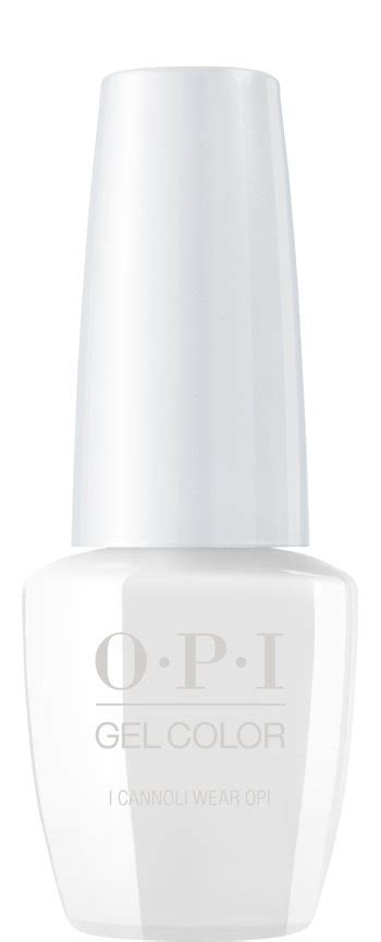 Opi Gel Color I Cannoli Wear Opi i cannoli wear opi gelcolor opi