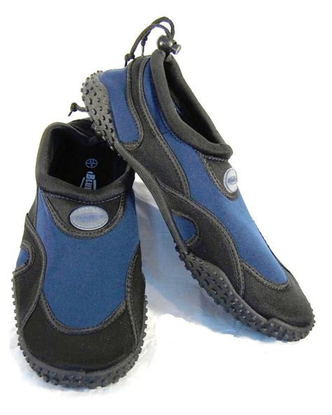 blue mens aqua shoes blue aqua shoes