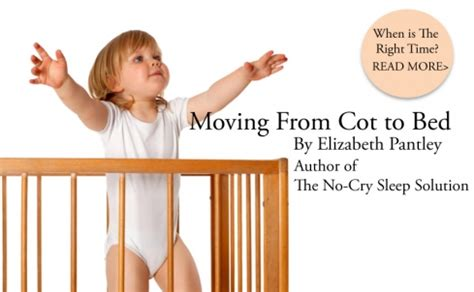 Moving Baby From Crib To Cot by Moving Baby From Bed To Crib Crib Climbing And Moving