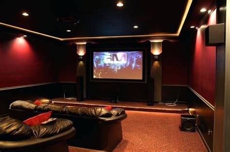 great basement home theater ideas find