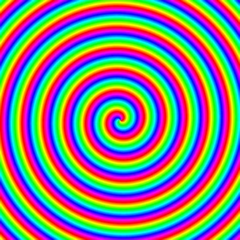 Trippy Bedroom Ideas rainbow spiral animation optical illusions pinterest