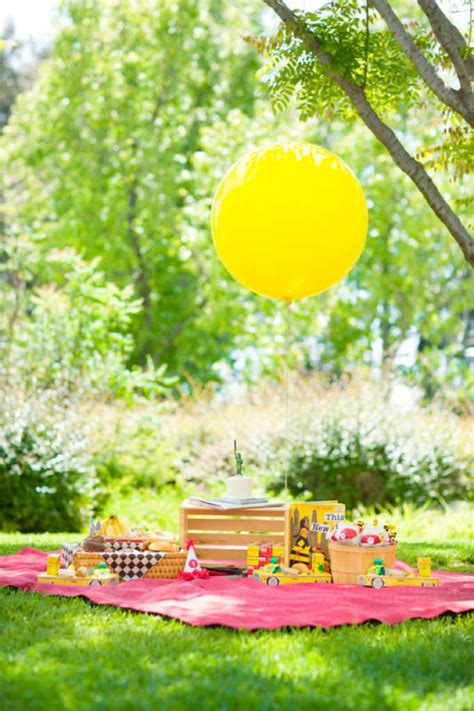 backyard picnic 10 kids backyard party ideas tinyme blog