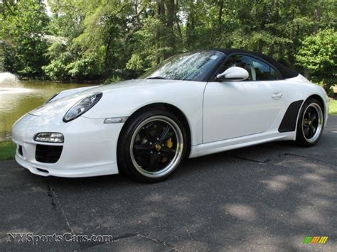 2011 porsche speedster for sale 2011 porsche 911 speedster in carrara white 795613