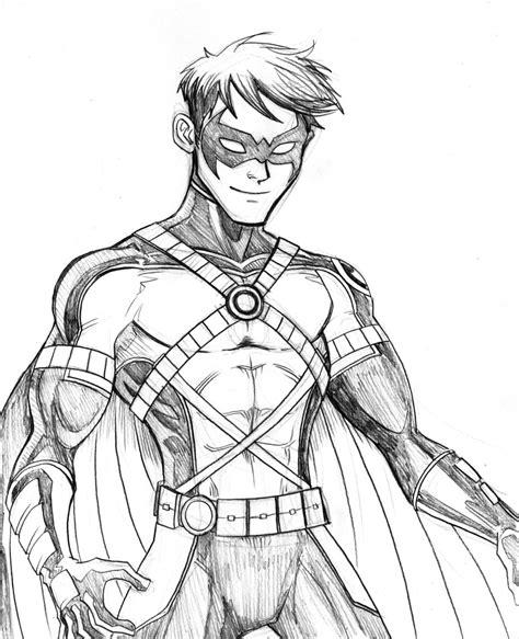 detailed batman coloring pages nightwing coloring pages coloringsuite com