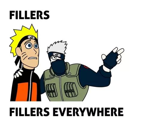 anime filler which are the manga related episodes in naruto shippuden