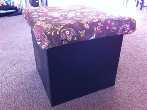 Diy Storage Ottoman Cube 50 Creative Diy Ottoman Ideas Ultimate Home Ideas