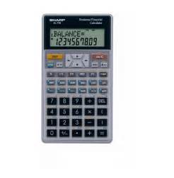 Finance Calculator Sharp Financial Calculator Lowest Prices Specials