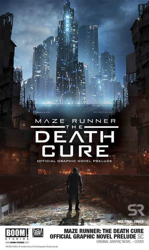maze runner last film maze runner the death cure to get an official graphic