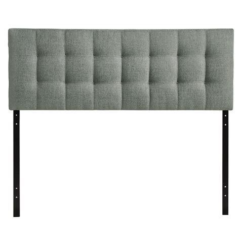 queen headboard the 61 inch wide lexmod lily queen headboard reviews