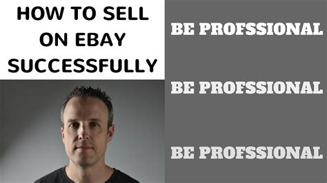 How To Sell On Ebay V The Rest by How To Sell On Ebay Successfully Be Professional