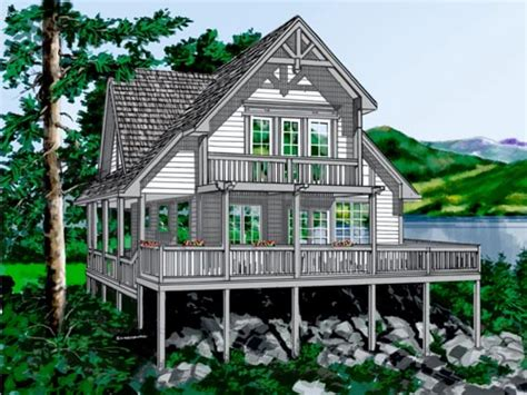 2 story cottage 2 story cabin floor plans 2 story cottage house plans two