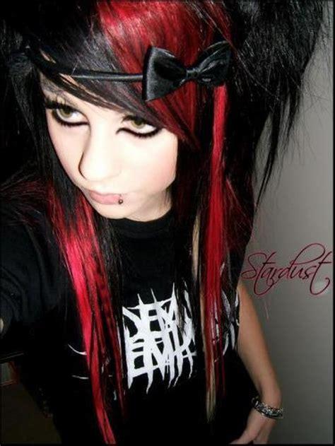 imagenes emo girl ranking de cortes y colores de pelo emo listas en