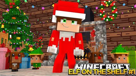 printable elf on the shelf minecraft elf on the shelf minecraft little baby max roleplay