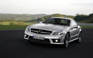 2009 mercedes sl63 and sl65 amg officially unveiled