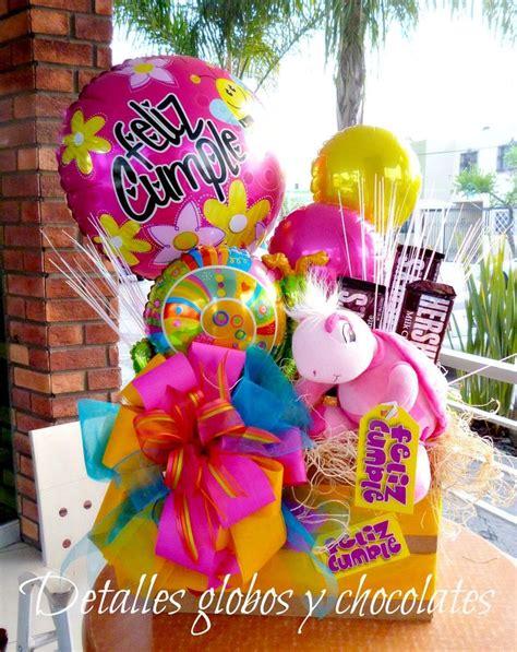 imagenes de regalo con globos deamor quot detalles globos y chocolates quot arreglos con dulces
