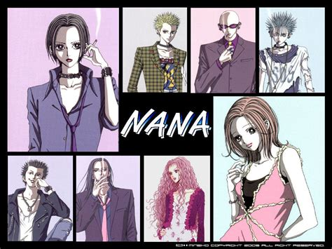 wallpaper nanas nana nana wallpaper 7598681 fanpop