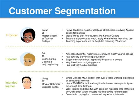 Columbia Mba Login by Customer Segmentation Provider Explorer Intended