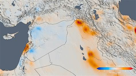 middle east map high resolution how polluted is your country nasa map shows the changing