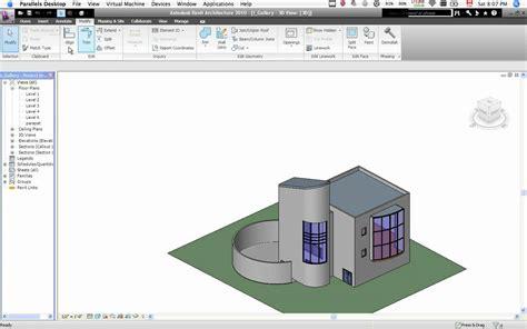 revit interface tutorial autodesk revit architecture 2010 clip en fran 231 ais