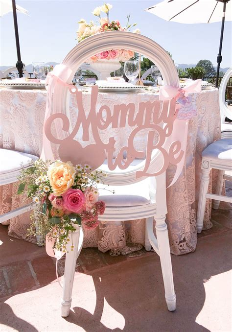 Colors For Baby Shower by Baby Shower Chair Sign To Be Wooden Cutout In Custom