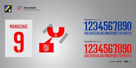 Iphone 7 Atletico Madrid Home Nike Hardcase fontbr font vector atletico madrid nike 2014 font