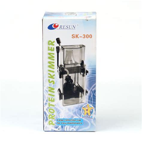 Protein Skimmer Resun Sk 300 Protein Skimmer Marine Aquarium Fish Tank Filter System