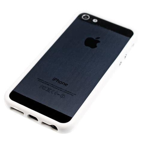 Silikon Bumper Apple Iphone 5 bumper f 220 r apple iphone se 5 5s tpu silikon cover silikon schutz h 220 lle ebay