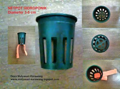 Jual Rockwool Di Karawang cara membuat netpot hidroponik sederhana murah dari botol