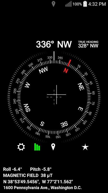 android calibrate compass led compass free android app the free