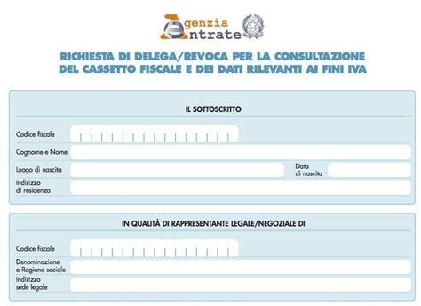 richiesta pin cassetto fiscale guida al cassetto fiscale dell agenzia delle entrate